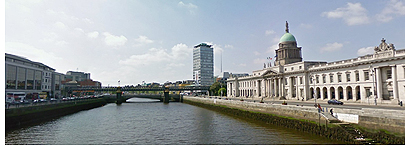 View of Dublin