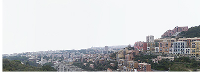 View of Genova