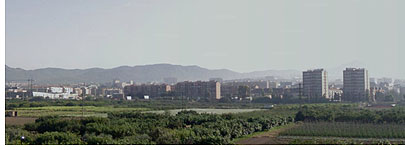 View of Cornella de Llobregat