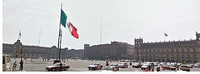 A View of Ciudad de Mexico (Mexico City)