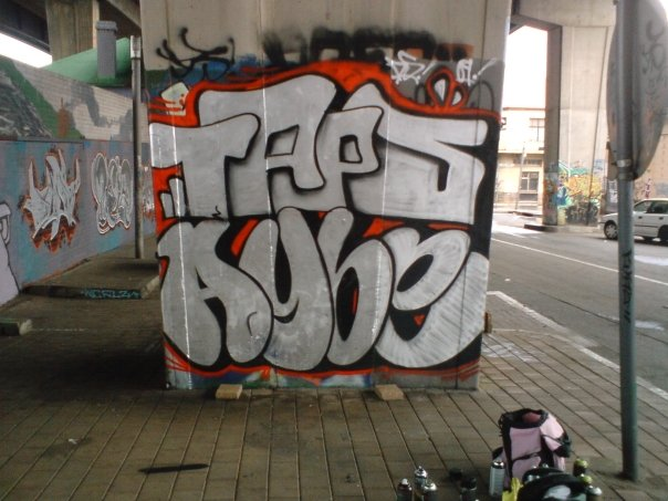 Aybe graffiti photo