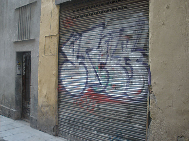 Unknown Barcelona 143