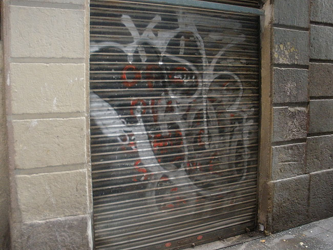 Unknown Barcelona 149
