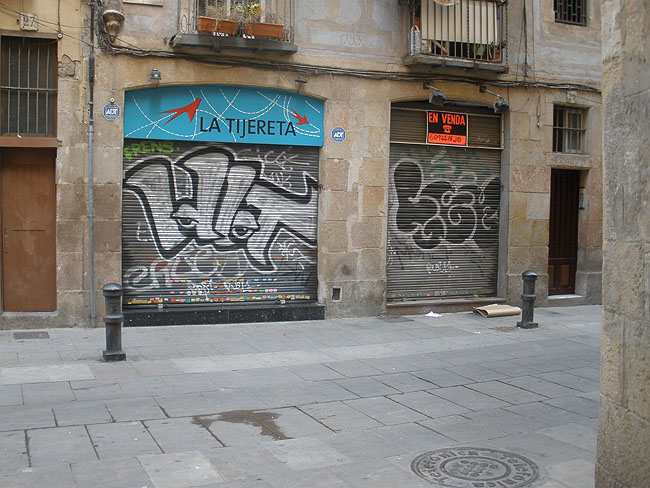 Unknown Barcelona 152