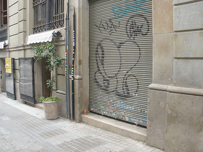 Unknown Barcelona 155