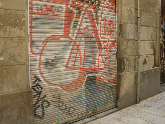 Unknown Barcelona 159