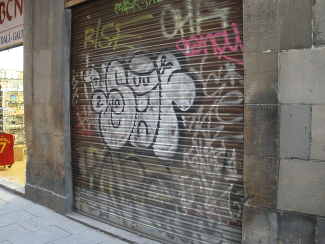 Unknown Barcelona 185