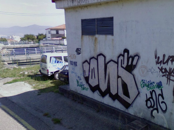 Vigo graff photo