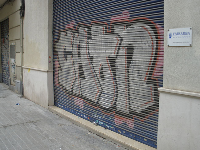 Caon graffiti photo 9