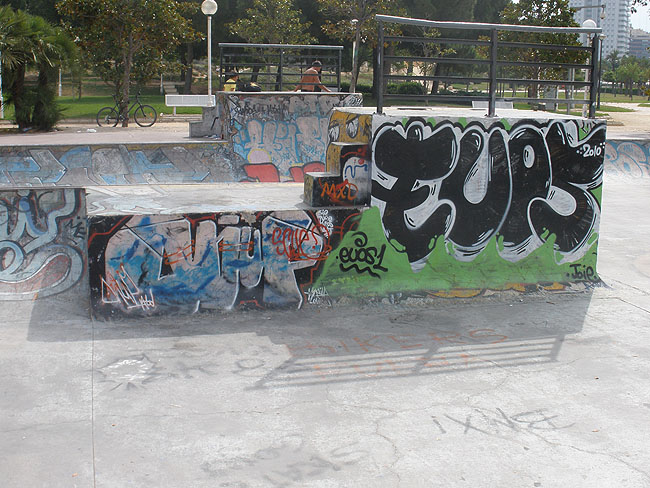 Euos graffiti photo