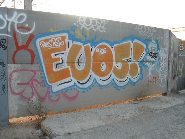 Euos graffiti photo 3