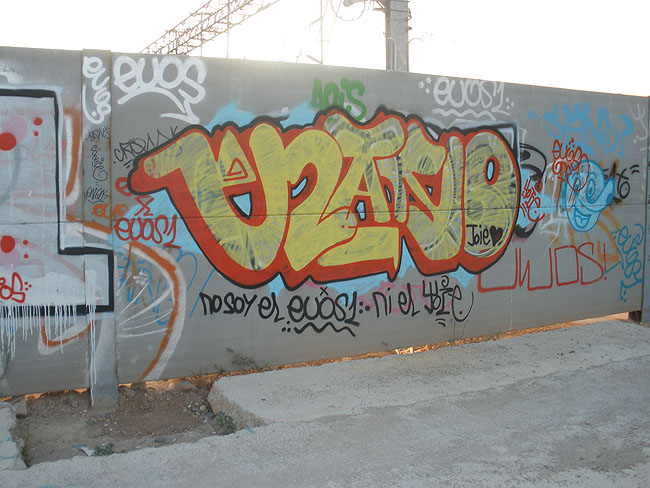 Euos graffiti photo 4