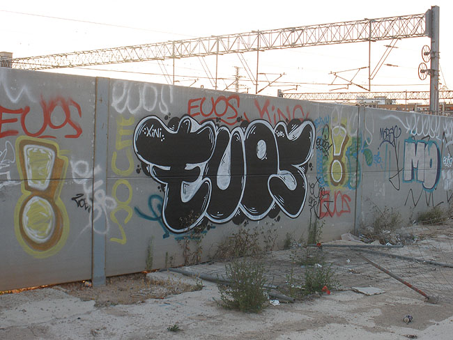 Euos graffiti photo 6