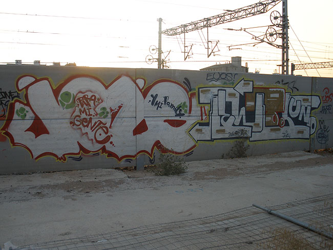 Euos graffiti photo 7