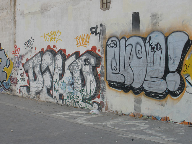 Euos graffiti photo 8