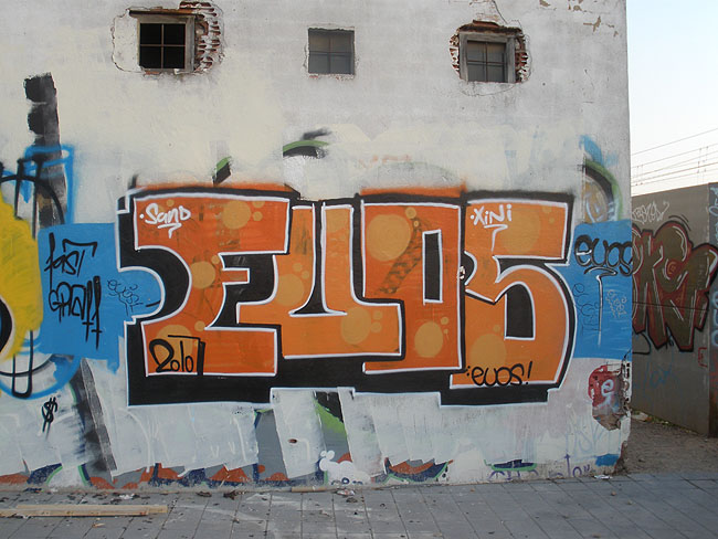 Euos graffiti photo 9
