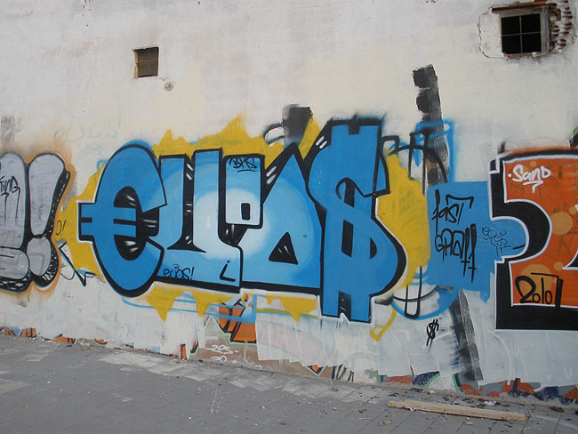 Euos graffiti photo 10