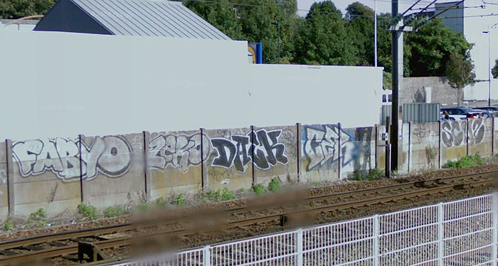 Zeko graffiti photo 6