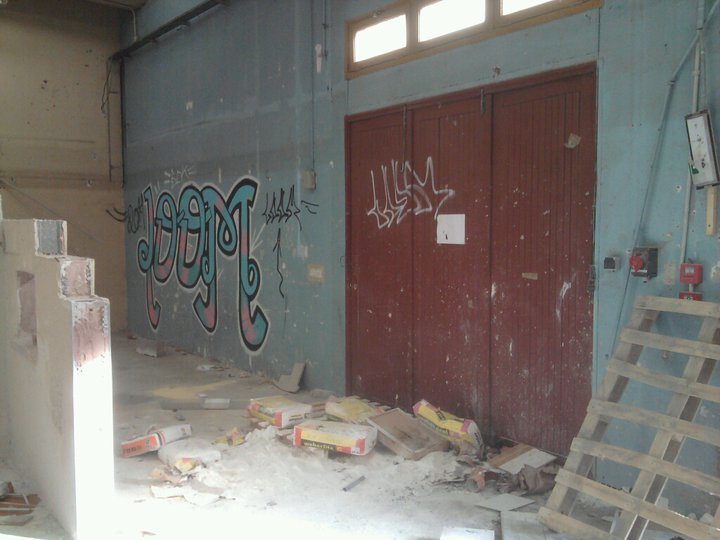 Loom graff picture Rennes
