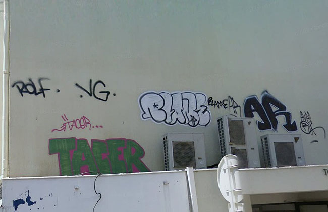 Tacer graffiti picture 2
