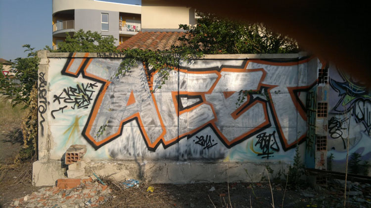 Acet graffiti
