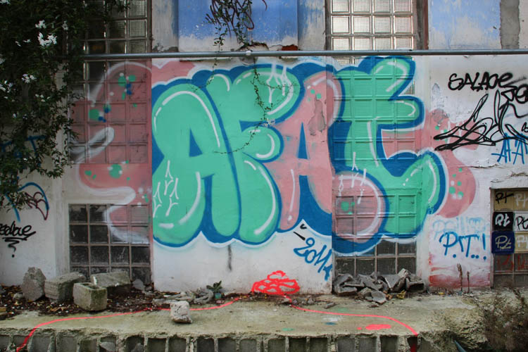 Afat graffiti photo