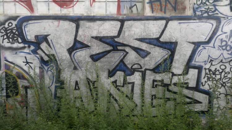 Akies graffiti photo