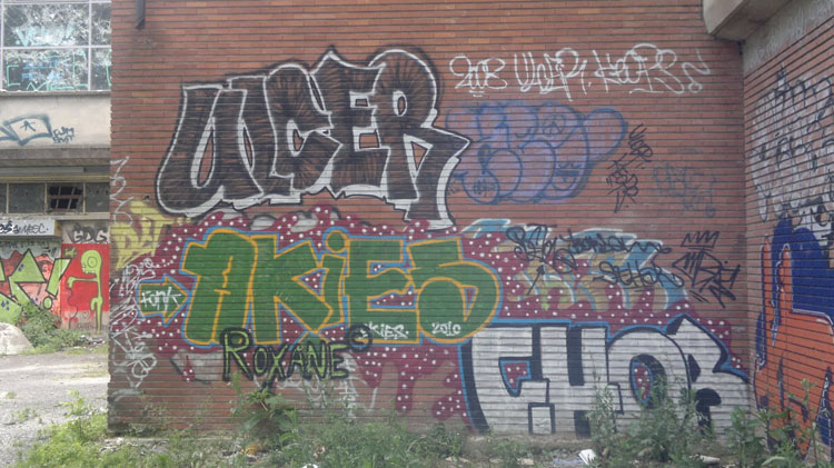 Akies graff Toulouse