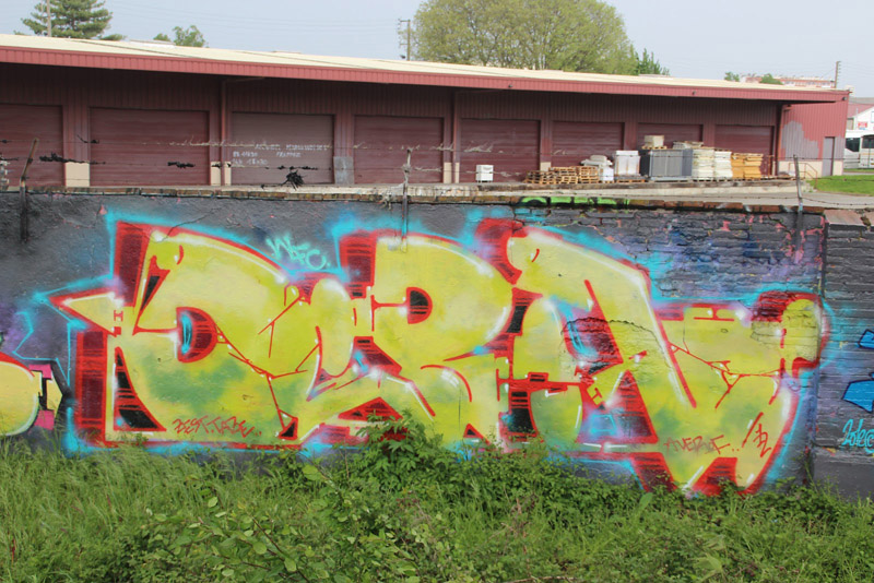 Depon graff photo