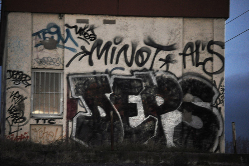 Depse graffiti photo