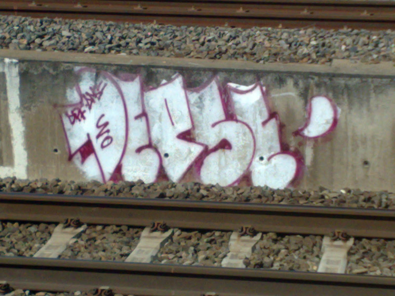 Deps graffiti photo APF ANS