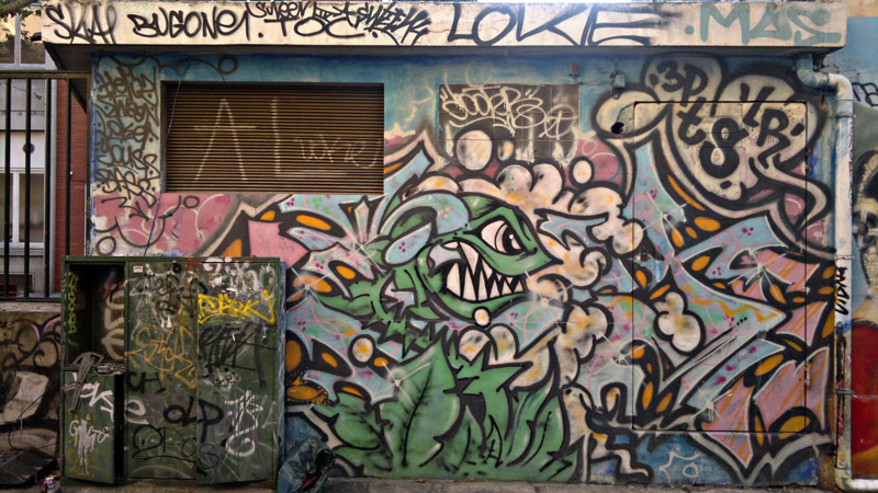 Dooter graff Toulouse