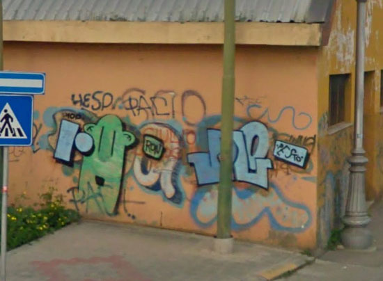 Pesto graffiti picture 5