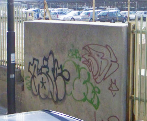 Sirk graffiti photo 7
