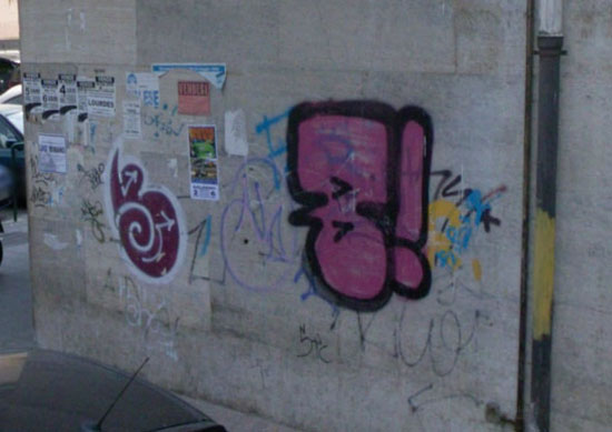 Bhob graffiti photo