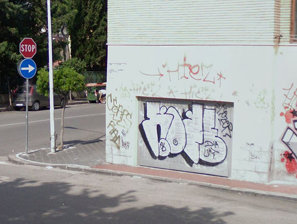 Hozer graffiti picture 2