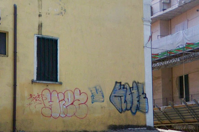 Hozer graffiti picture 3
