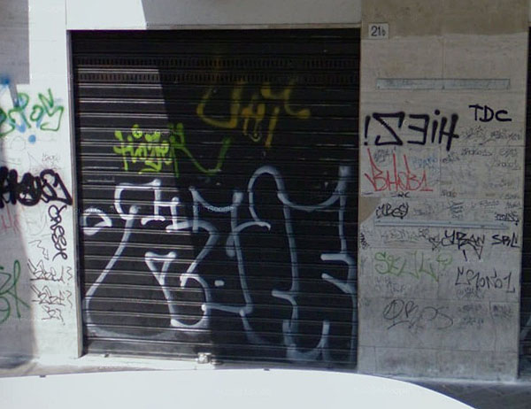 Hozer graffiti picture 4