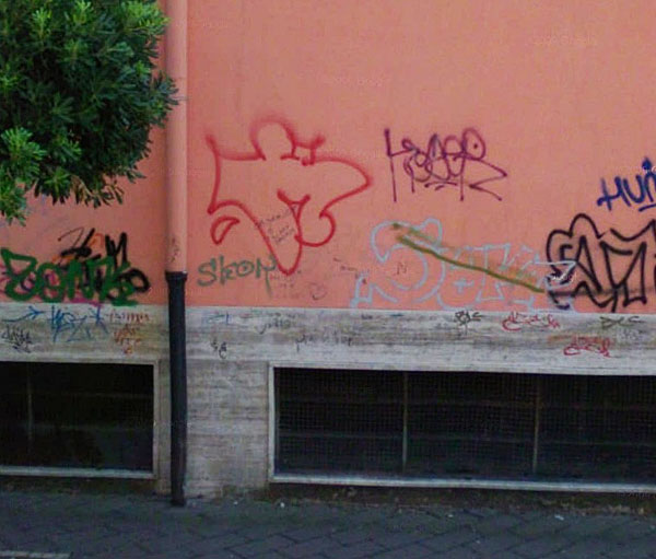 Hozer graffiti picture 6