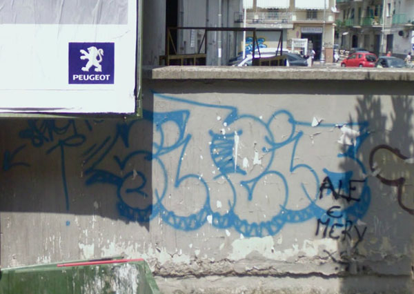 Sirio graffiti photo