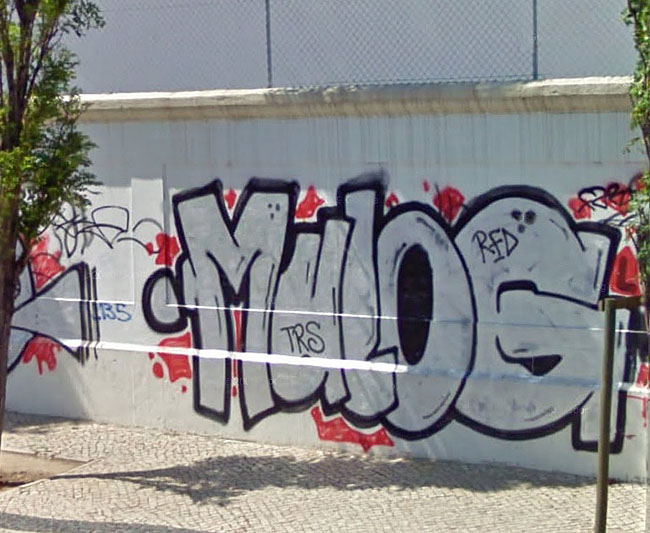 Mulog graffiti picture
