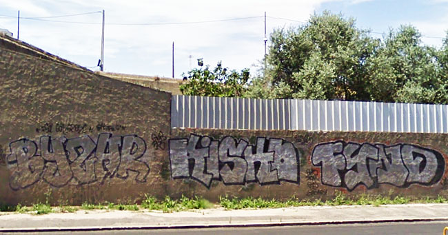 Risko graffiti picture