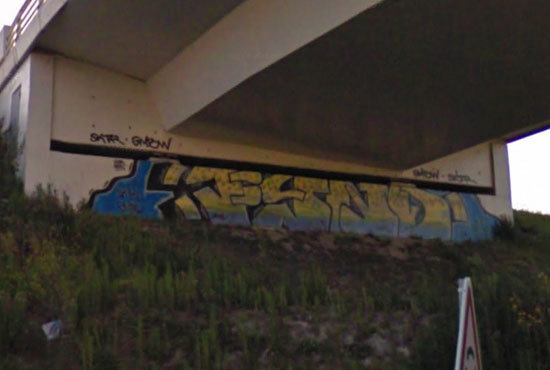 Fynd graffiti photo 1
