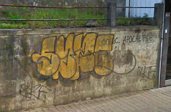 Syze graffiti photo 8