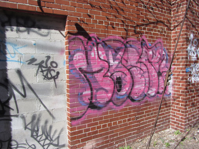 Kasr graffiti photo
