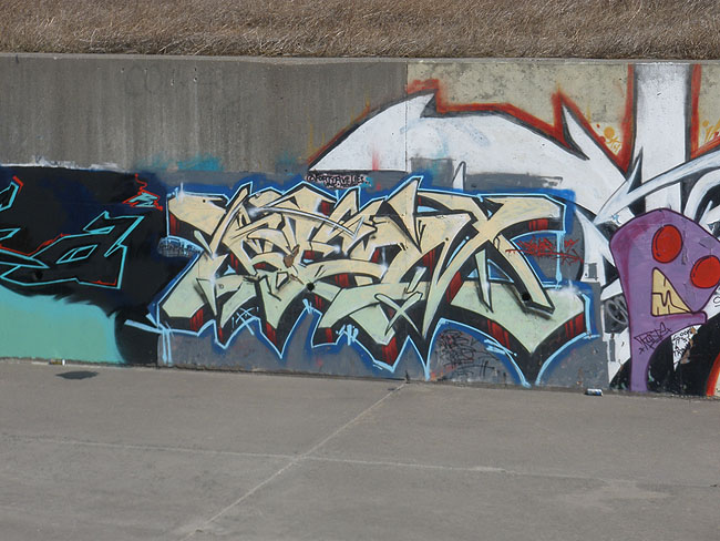 Sen Mississauga graffiti picture 6