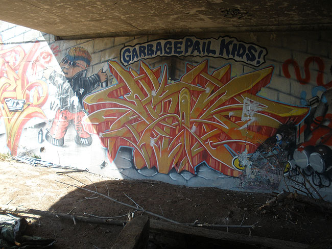 Sen Mississauga graffiti picture 11