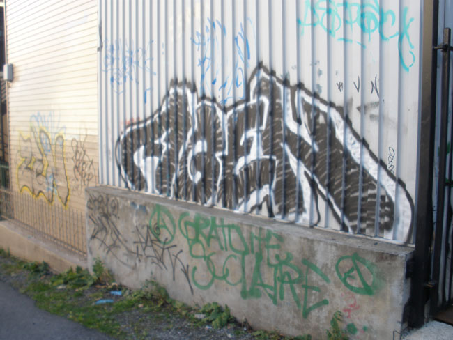 Agen graffiti photo