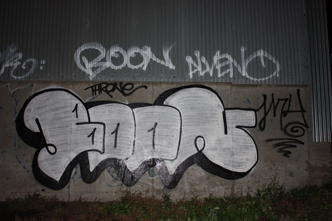 Boon graffiti photo 1