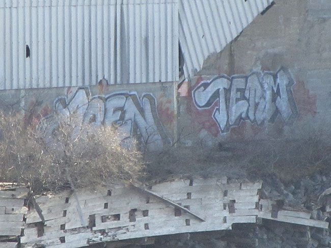 Agen graffiti photo Ottawa